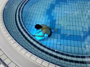 montage onderwaterverlichting